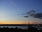 foto da Ponte JK