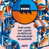 Conte com o MPF na promoção de uma  educação de qualidade