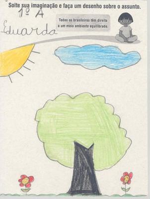 Eduarda - 1º ano
