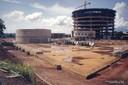 1998 - Obra. Foto Arquivo PGR