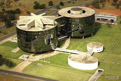 2005 - Vista aérea. Foto Luiz Antonio da Silva  Arquivo PGR