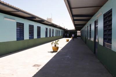 Pátio da escola