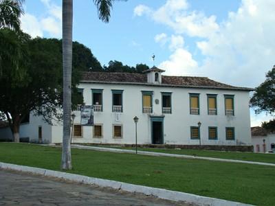Museu das Bandeiras, na cidade de Goiás. Foto: Ascom/GO