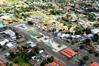 Cidade de Boa Vista. Foto Jorge Macedo, Detur