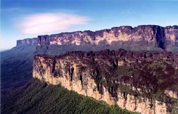 Monte Roraima (1). Foto Jorge Macedo, Detur