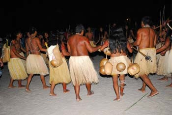 Festival de indígenas. Foto Jorge Macedo, Detur