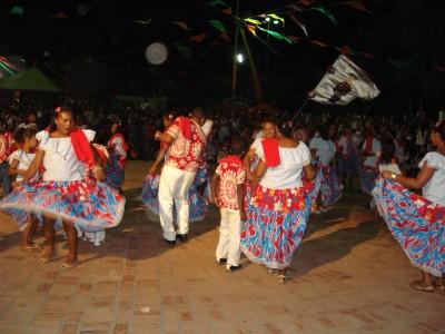 Dança do Marabaixo. Foto: Federação Folclórica do Amapá