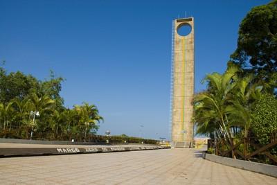 Monumento Marco Zero do Equador. Foto: Setur
