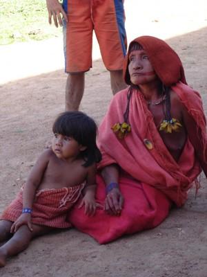 Povo Indígena Arawete, do Xingu. Foto Helena Palmquist