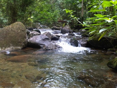 Cachoeiras em Penedo/Itatiaia. Foto: Marcelo Del Negri