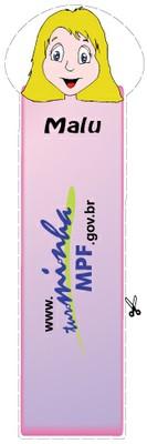 marcador Malu