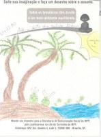 Site da Turminha recebe desenhos de crianças de Maceió (AL)