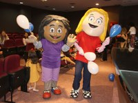 Turminha nas Férias: PR/PI promove visita especial para crianças
