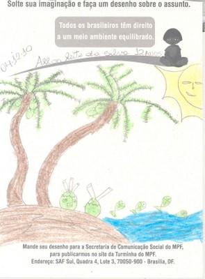 Allan, 12 anos - Maceió