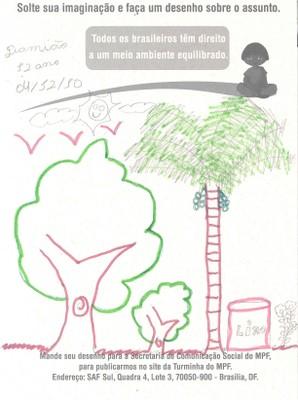 Damião, 12 anos - Maceió