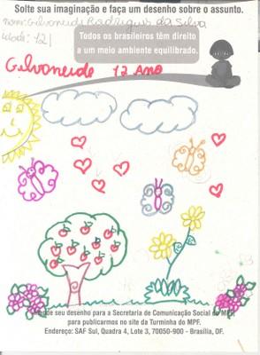 Gilvaneide, 12 anos - Maceió
