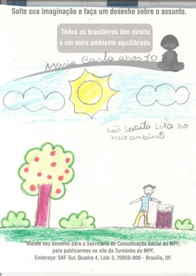 Maria Carla, 10 anos - Maceió