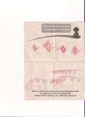 Marianna Sales 1º ano (alfabetização)