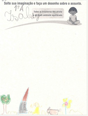 Isabely - 1º ano