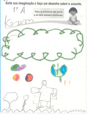 Karem - 1º ano