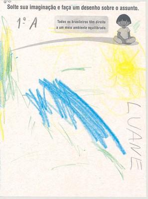 Luane - 1º ano