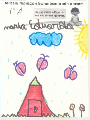 Maria Eduarda - 1º ano