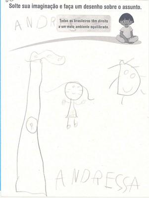 Andressa - 5 anos