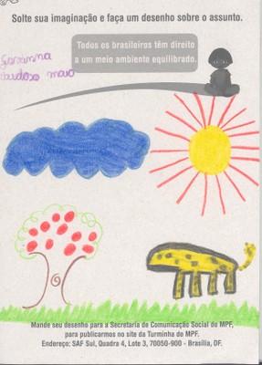 Giovanna Cardoso Maia, 9 anos