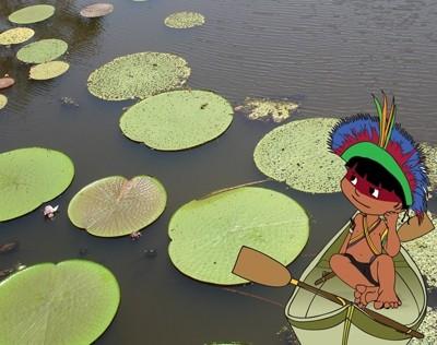 Planta Vitória Régia - Amazônia/AM