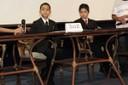 Em júri simulado alunos do Gama condenaram políticos corruptos