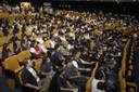 Mais de 300 alunos e professores participaram do encerramento