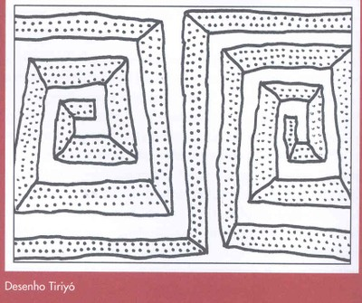 Desenho Tiriyó