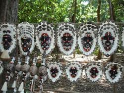 Máscaras - Feira de artesanto em Manaus