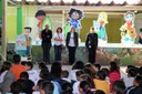 Projeto Turminha do MPF nas Eleições chega a escola no Gama (DF) em 16 de agosto