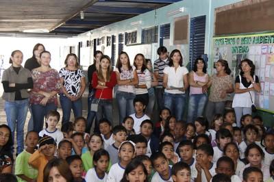 Professores e alunos
