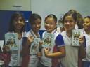 II foto dos alunos na escola em Patos/PB