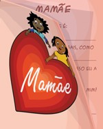 icone cartao dia das mães