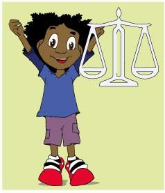 ilustração dia da justiça