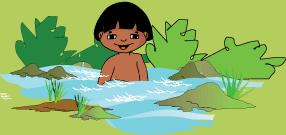 munani nadando