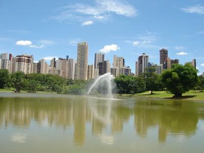 Goiânia, a capital do estado. Foto: Ascom/GO