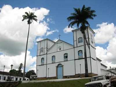 Igreja da Matriz de Pirenopolis. Foto: Ascom/GO