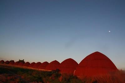 Casa indígena Xavante. Foto: Ascom PR/MT
