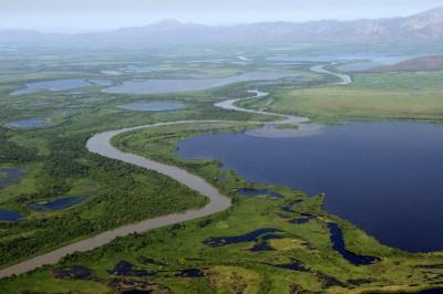 Pantanal, Serra do Amolar e Rio Paraguai. Foto: Marcos Vergueiro, Secom/MT