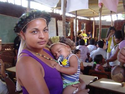 Influência indígena é marcante em Alagoas. Foto: Ivan Farias