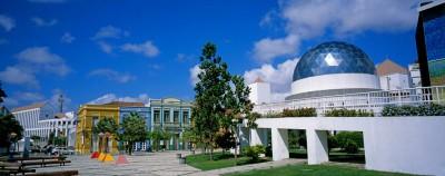 Centro Dragão do Mar de Arte e Cultura é o maior complexo do gênero do Estado. O nome do local homenageia um grande herói cearense. Foto: Setur/CE