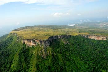 Monte Roraima (2). Foto Jorge Macedo, Detur