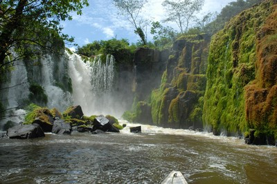 Cachoeira de Santo Antônio (2). Foto: Secretaira de Turismo