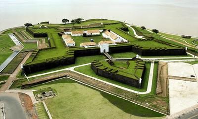 Fortaleza de São José (2). Foto: Rogério Castelo