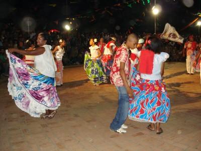 Dança do Marabaixo (2). Foto: Federação Folclórica do Amapá
