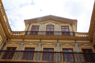 Palacete Pinho. Foto Helena Palmquist